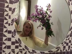 Salle de bain Mozaique Lavende